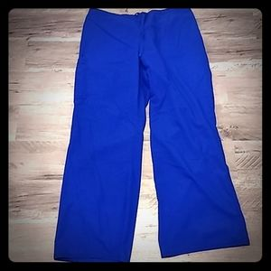 Women's straight leg scrub pants